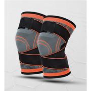 Sports de plein air - genouillères - Orange=XXL