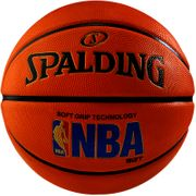 Ballon Spalding NBA Logoman Sponge Rubber
