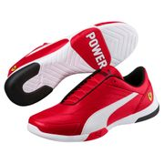 Puma Sf Kart Cat Iii Rosso Corsa-Puma White 41 EU (8.5 US / 7.5 UK)