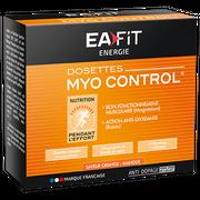 Myocontrol - étui de 10 dosettes