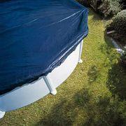 Gre GRE Bâche d'hivernage pour piscine hors-sol Ø 240 cm
