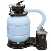Gre Pompe filtrante à sable 4000 L/h 180 W FS300