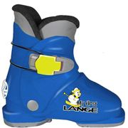 Chaussures De Ski Lange My First Lange Speed Blue
