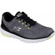 Skechers - Flex Advantage 3.0 Stally Hommes Chaussure de fitness (gris)