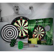 Cibles Splendide XQmax Darts cible de fléchettes 2 cm en soie QD4000010