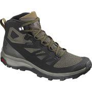 Salomon - Outline Mid GoreTex Hommes chaussures de randonnée (noir)