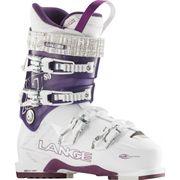 Chaussures De Ski Lange Xt 80 W L.v. White-tr.purple Femme
