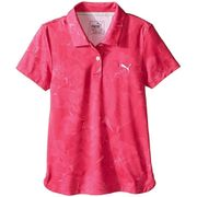 Polo Enfant Puma Girls Bloom Polo