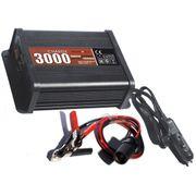 Chargeur de batterie 12V AWELCO MOTO/AUTO Batteries jusqu'à 140 Ah AUTOMATIC Smartcharge 3000 TECNOWELD
