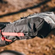 Sac de selle Zéfal Z Adventure R17 Imperméable noir rouge