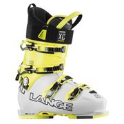 Chaussures De Ski Lange Xc 120 (mineral Wh-yellow) Homme