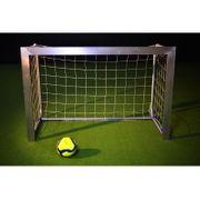 Mini but de football en aluminium 1,5 X 1 M Lynx Sport