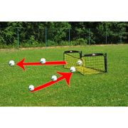 But de foot QuickFire 2,4 x 1,2 m Lynx Sport