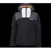Colmar - Niseiko Down veste de ski pour femmes (noir/gris)
