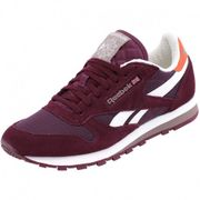 Chaussures CL LEATHER CAMP Bordeaux Homme Reebok