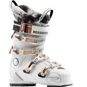 Chaussures De Ski Rossignol Pure Pro Heat Blanc Femme