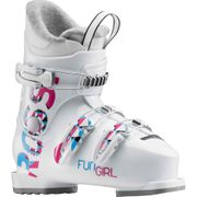 Chaussures De Ski Rossignol Fun Girl J3 Blanc