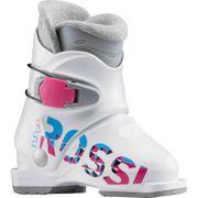 Chaussures De Ski Rossignol Fun Girl J1 Blanc