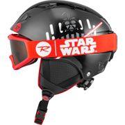 Helmet Rossignol Comp J Star Wars Noir