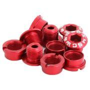 Msc Chainring Bolts Kit Alu7075t6 10 Units