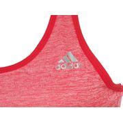 Adidas Performance Keyhole Rouge Débardeur Femme Multisports