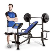 Banc de Musculation Marcy MWB-36780B - multipositions - 10011728
