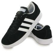 Adidas Neo Vl Court 2.0 noir, baskets mode femme