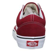 Basket Vans Old Skool Vn0a38g1v Red/white