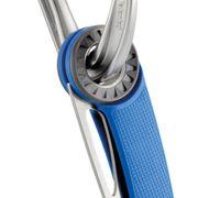Couteau mousquetonnable Petzl SPATHA couleur Bleu
