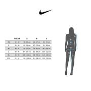 T-shirt Nike Miller sans manches corail femme