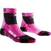 X-Socks Les femmes à vélo chaussettes cyclisme Pro Mid - X100045-P008