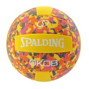 Ballon Beach Volley Spalding Kob jaune/rose