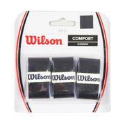 Surgrips Wilson Pro Overgrip x 3 Noir