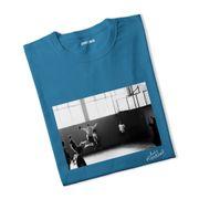 T-shirt fille Black & White Art x Handball