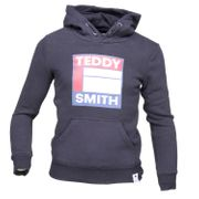 Sweat garçon Teddy Smith Sacot Hoody Jr 60805893d 351 Dark Navy