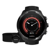 Suunto 9 Baro Black avec sangle HR