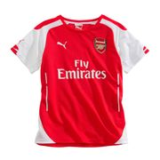 Arsenal Puma Maillot Junior Arsenal Domicile 2014/15
