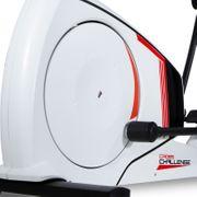 Vélo elliptique. Système inertiel 14kg. Fitness Applis de +Fitness. Blanc. Cross Challange G2381RF