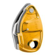 Assureur avec freinage assisté GRIGRI + Orange pour cordes 8,9 à 10.5 mm, Petzl D13A AG