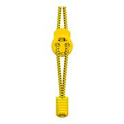 Lacets Aquaman Élastiques A-Lace jaune noir
