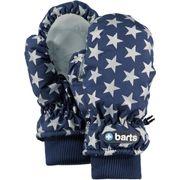 BARTS-Moufles garçon imperméable bleu marine étoiles du 1 au 6 ans Barts