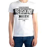 Tee Shirt Redskins Softaball V2 Calder White