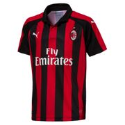 Maillot domicile junior Milan AC 2018/2019