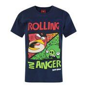 Angry Birds - T-shirt à manches courtes - Garçon