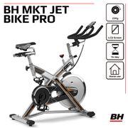 BH Fitness MKT JET BIKE PRO H9162RF Vélo indoor. Volant inertie 22 Kg