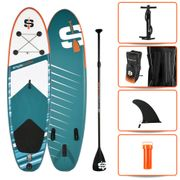 Pack Stand Up Paddle gonflable 9'2 - XS SIMPLE PADDLE  9'2