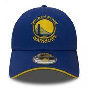 Casquette NBA Golden State Warriors New Era Team 39thirty bleu taille casquette - M/L (56.8-60.6cm)