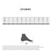 Chaussures Giro Cylinder HV+ noir