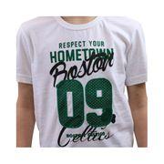Tee shirt Boston Celtics Basketball Garçon Adidas