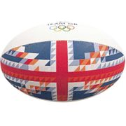 Ballon rugby Team GB - Supporter T5 - Gilbert